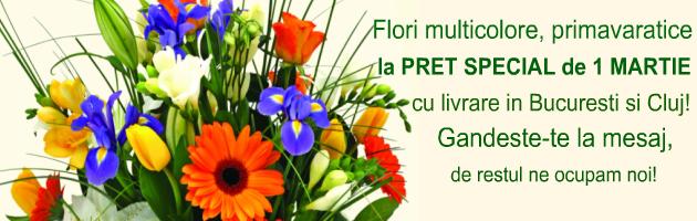 flori la preturi speciale